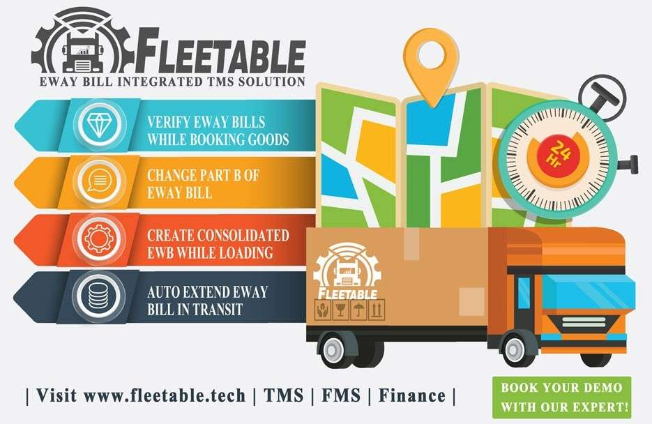 Fleetable-Eway-Bill-Integration